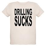 drillingsucks.png Organic Kids T-Shirt