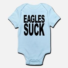 eaglessuck.png Infant Bodysuit
