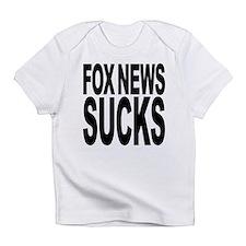 foxnewssucksblk.png Infant T-Shirt