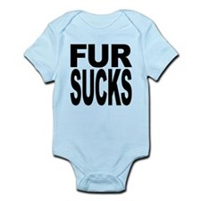 fursucksblk.png Infant Bodysuit