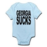 georgiasucks.png Infant Bodysuit