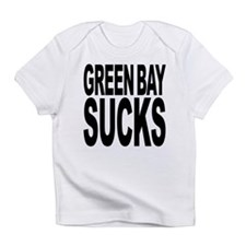 greenbaysucksblk.png Infant T-Shirt