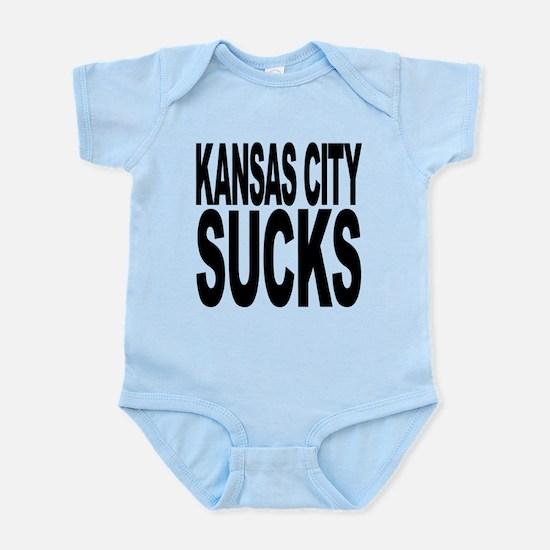 kansascitysucks.png Infant Bodysuit