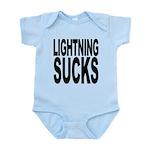lightningsucks.png Infant Bodysuit
