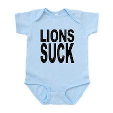 lionssuck.png Infant Bodysuit