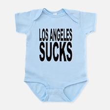 losangelessucks.png Infant Bodysuit