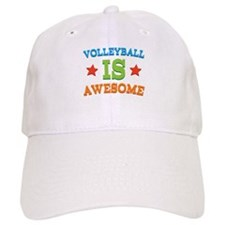 Volleyball Is Awesome Baseball Cap