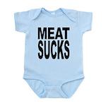 meatsucks.png Infant Bodysuit