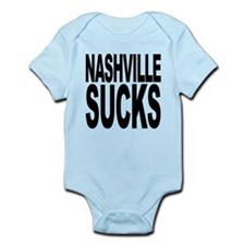 nashvillesucks.png Infant Bodysuit