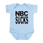 nbcsucksblk.png Infant Bodysuit