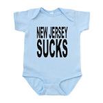 newjerseysucks.png Infant Bodysuit