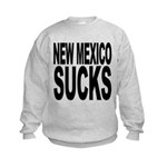 newmexicosucks.png Kids Sweatshirt