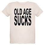 oldagesucks.png Organic Kids T-Shirt