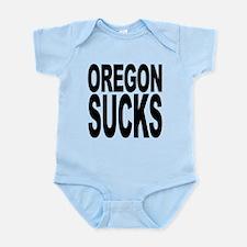 oregonsucks.png Infant Bodysuit