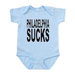 philadelphiasucks.png Infant Bodysuit