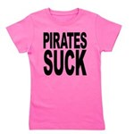 piratessuck.png Girl's Tee