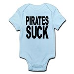 piratessuck.png Infant Bodysuit