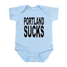 portlandsucks.png Infant Bodysuit