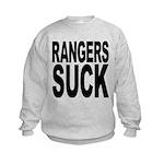 rangerssuck.png Kids Sweatshirt