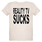 realitytvsucks.png Organic Kids T-Shirt
