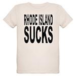 rhodeislandsucks.png Organic Kids T-Shirt