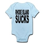 rhodeislandsucks.png Infant Bodysuit