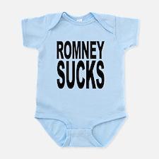 romneysucksblk.png Infant Bodysuit