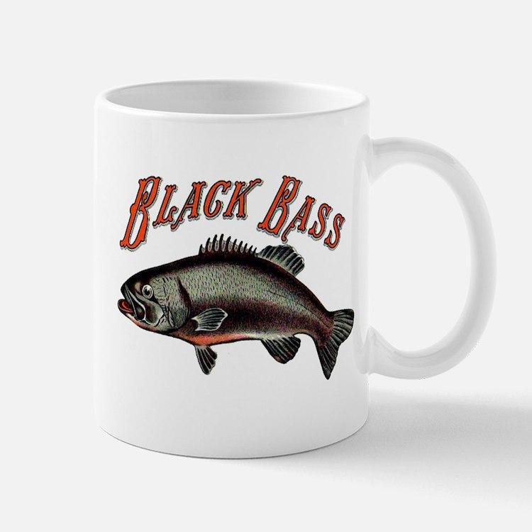 Black Bass Mug