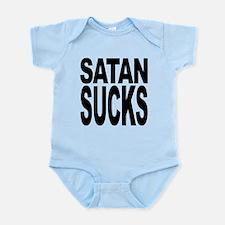 satansucks.png Infant Bodysuit
