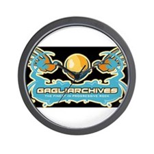 Gagliarchives Wall Clock