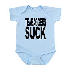 teabaggerssuck.png Infant Bodysuit