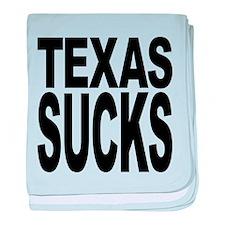 texassucks.png baby blanket
