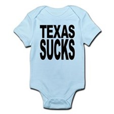 texassucks.png Infant Bodysuit