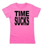 timesucks.png Girl's Tee