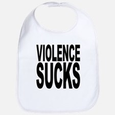 violencesucksblk.png Bib