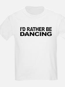 mssidratherbedancing.png T-Shirt