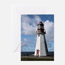 Lighthouse Art Greeting Cards