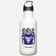 Wagner Family Crest (Coat of Arms) Water Bottle