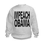 impeachobama.png Kids Sweatshirt