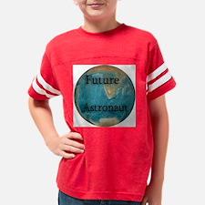 future astronaut Youth Football Shirt