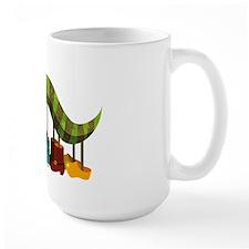 Catty Caterpillar Mug
