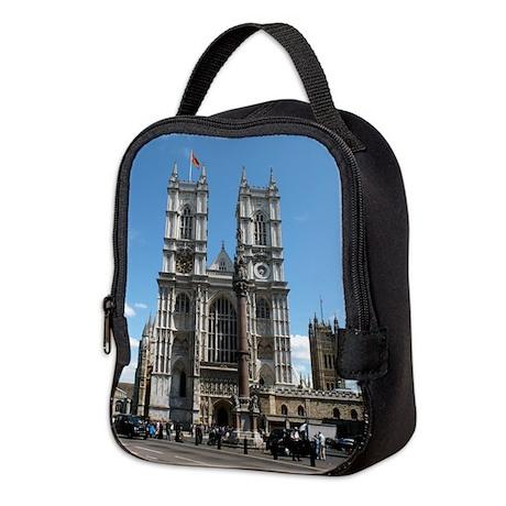 Westminster Abbey Neoprene Lunch Bag