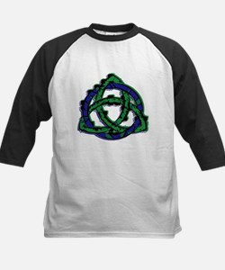 Abstract Triquetra Baseball Jersey