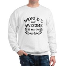 World's Most Awesome 65 Year Old Sweater
