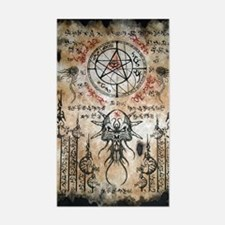 The Elder Sign Decal