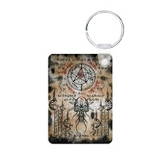 The Elder Sign Keychains