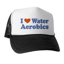 Unique Water aerobics Trucker Hat