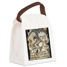 The Nightguant Canvas Lunch Bag