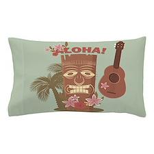 Vintage Hawaiian Pillow Case