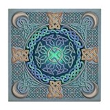 Celtic eye of the world Drink Coasters